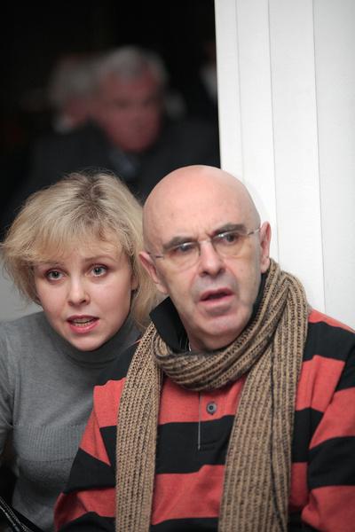 Дочь Ольга стала актрисой и устроилась в театр «Эрмитаж», возглавляемый отцом