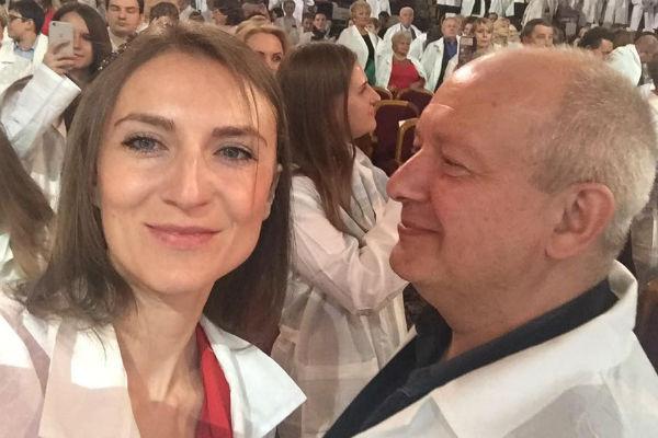 Ксения утверждает, что у них были идеальные отношения