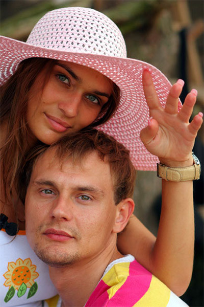 Алена Водонаева и Степан Меньщиков