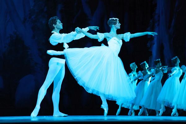 Цискаридзе протанцевал на главной сцене страны 21 год