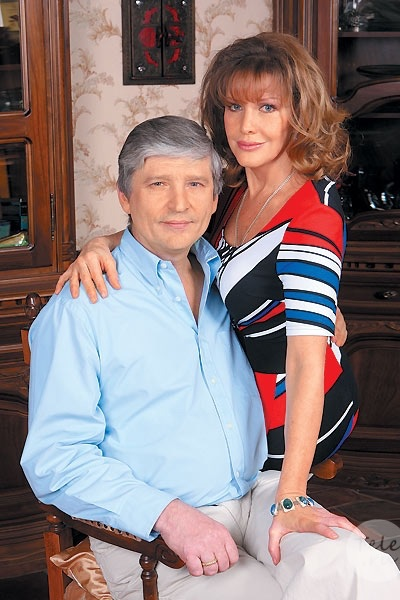 Елена Проклова и Андрей Тишин