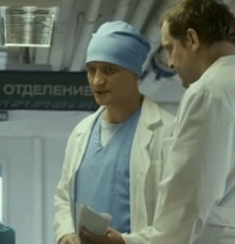 Сергей Куницкий сыграл врача-гематолога в сериале «Тест на беременность»