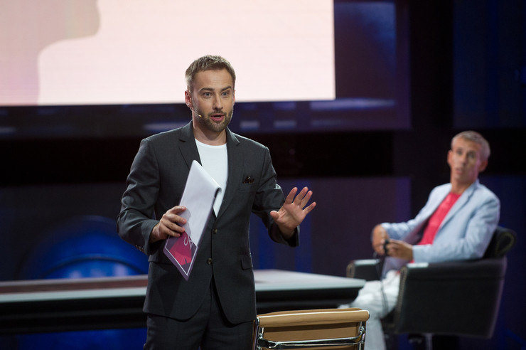 Дмитрий Шепелев вел программу «На самом деле» почти три года