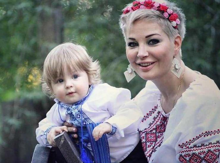 Мария опасается за свою жизнь и жизнь своего пятилетнего сына Вани