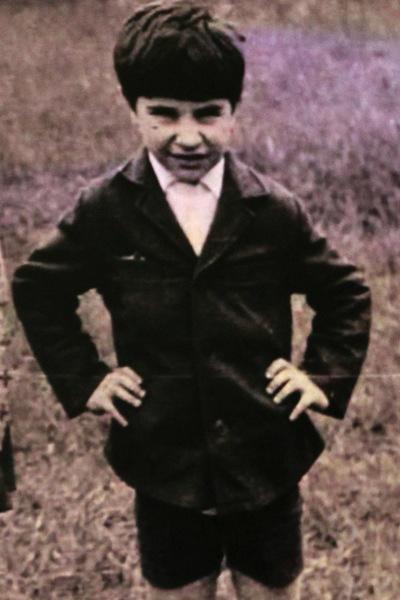 Сосо Павлиашвили вырос в Тбилиси