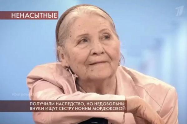 Наталья Катаева уверена, что детям нужны от нее только деньги