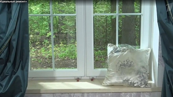 Окна не только с противовзломной фурнитурой, но и с замками от детей