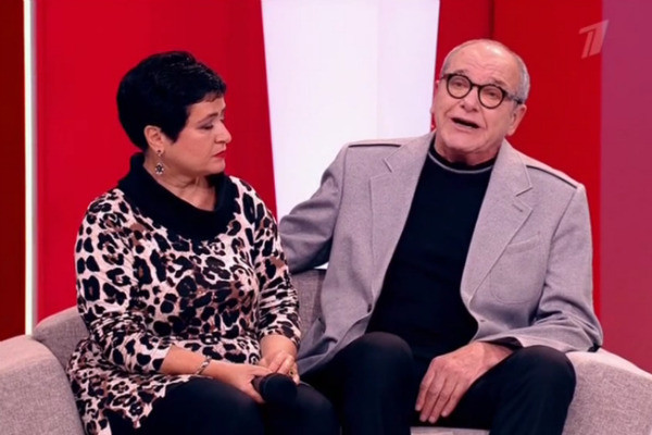 Супруги Эммануил и Ирина Виторган считают, что Азима заботилась о Алексее Петренко