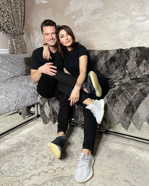 Анастасия Макеева и Роман Малков