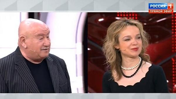 Марк Рудинштейн и Виталина Цымбалюк-Романовская