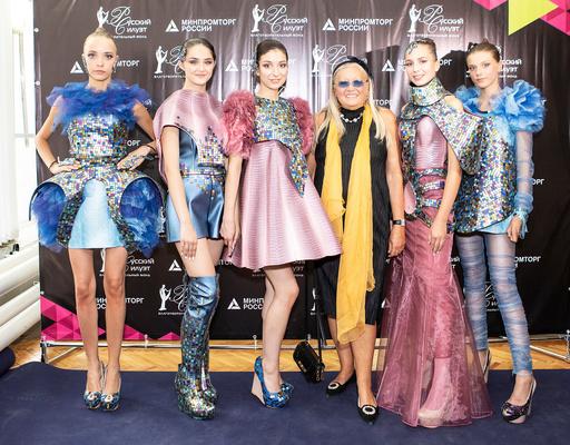 Полуфинал конкурса молодых дизайнеров «Русский Силуэт»