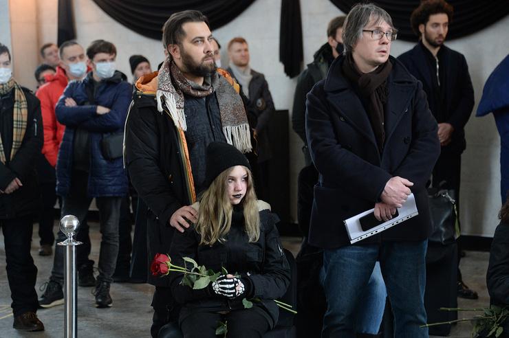 Дочь Александра Шаляпина