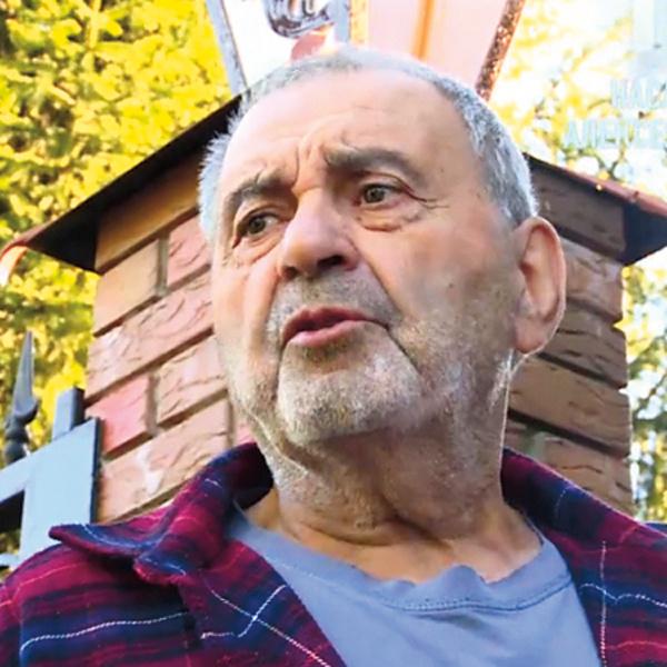 Сосед по даче сражается за 65 кв. метров Баталовых с недюжинной для пожилого человека энергией