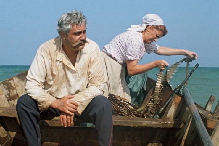 Павел Луспекаев настоял на том, что будет сниматься без каскадеров