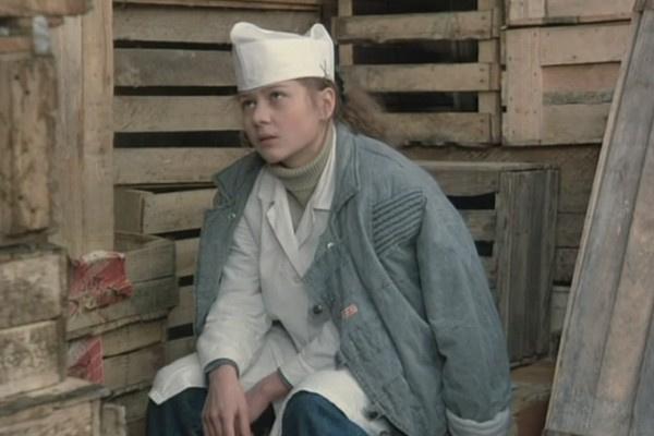 Дебют Марии Голубкиной в кино состоялся в 16 лет
