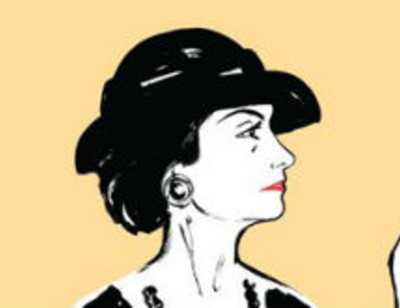 Коко Шанель стала персонажем комиксов