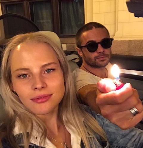 Екатерина Никулина и Илья Глинников