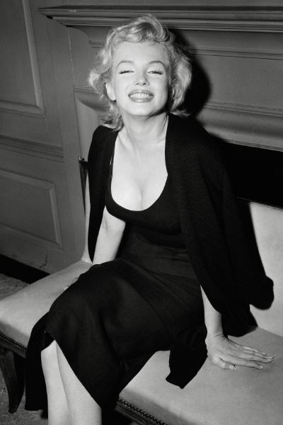 За улыбкой Монро прятала душевную боль
