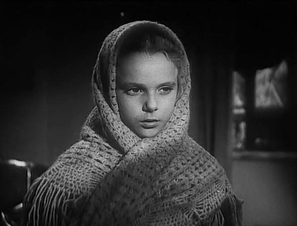 Актриса рано дебютировала в кино