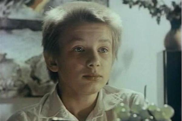 Первую яркую роль Дмитрий Марьянов сыграл в 15-летнем возрасте