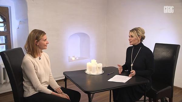 Любовь Толкалина дала интервью Галине Теряевой