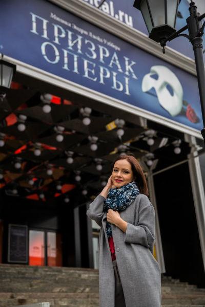 Новости: Актриса мюзикла «Призрак оперы» раскрыла секреты закулисья – фото №2