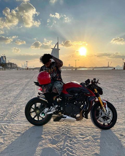 Тимати наслаждается отдыхом в Дубае