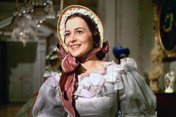 Мелани стала самым положительным персонажем фильма