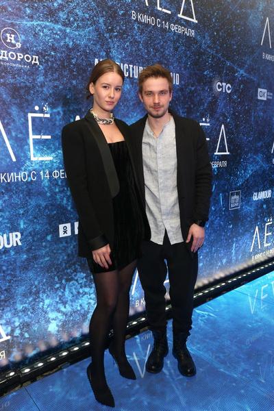 Ирина Старшенбаум встречалась с Александром Петровым