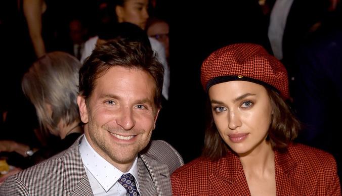 Ирина Шейк не жалеет о расставании с Брэдли Купером