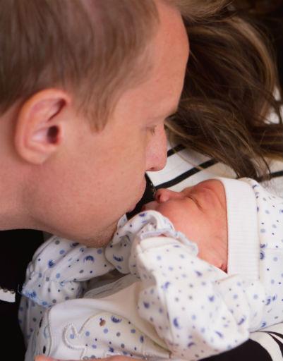 Для Вячеслава это уже третий ребенок. От первого брака у него осталось двое детей - Максим и Ксения