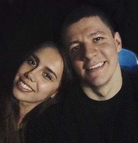 Маргарита Мамун и Александр Сухоруков