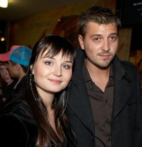 Полина Гагарина и Петр Кислов прожили в браке около трех лет