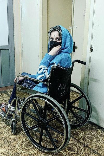 Еще недавно Лама не могла даже ходить самостоятельно