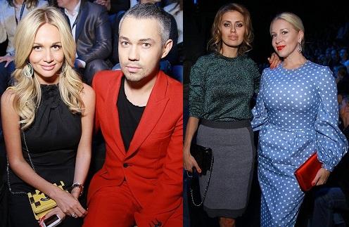 Виктория Лопырева, Александр Рогов, Виктория Боня, Екатерина Одинцова
