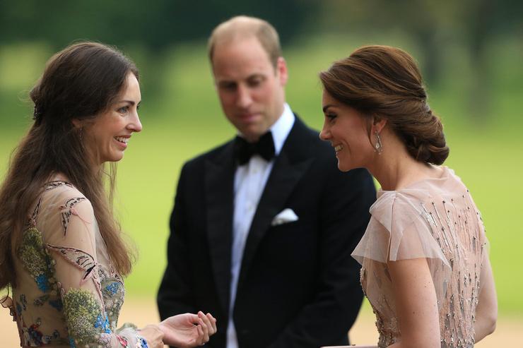 Роуз и Кейт близко дружили несколько лет