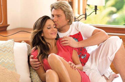Николая и Софи связывают не только романтические отношения. Возлюбленные записали уже несколько дуэтов