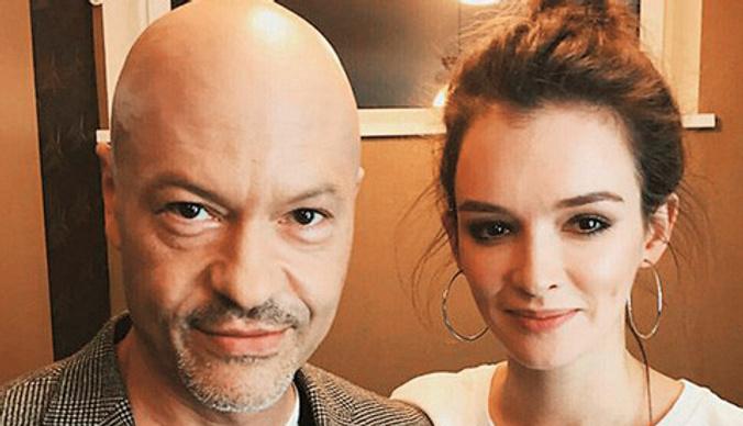 Паулина Андреева и Федор Бондарчук сыграли семейную пару в рекламе