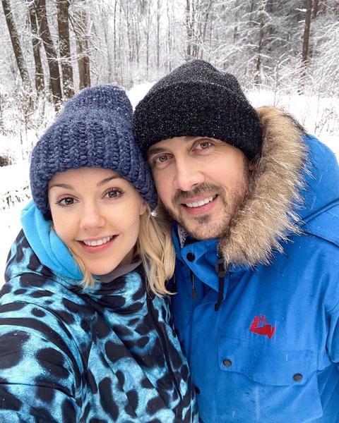 Пока Юлианна и Андрей не озвучивают пол будущего малыша