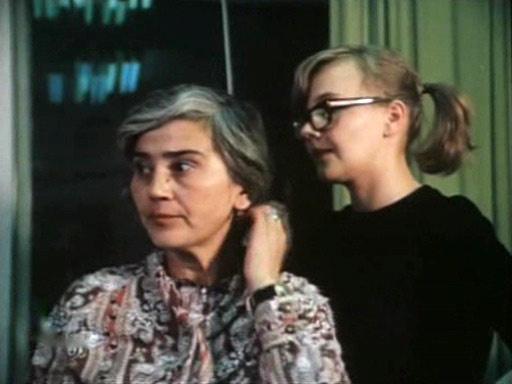 Актриса редко играла главные роли