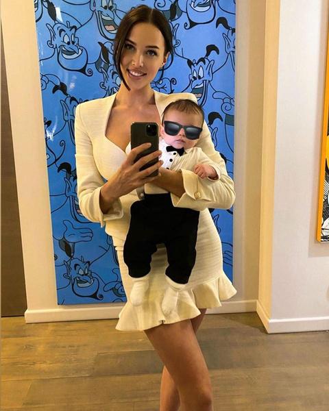 Осенью 2019 года у Насти и Тимура родился долгожданный сын Ратмир.