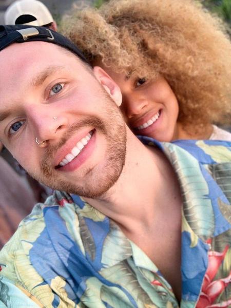 Антон и Барбара отдыхали на Бали