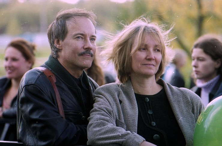 Владимир и Алла Конкины были женаты 39 лет