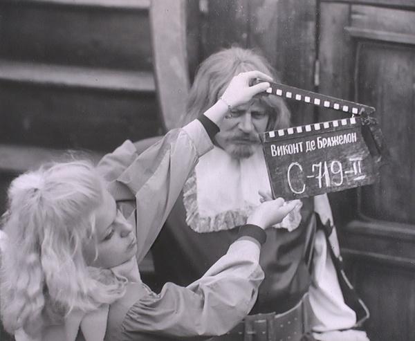 Режиссер создал свою версию экранизации романа «Виконт де Бражелон, или Еще десять лет спустя»