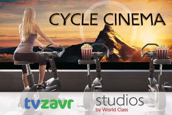 Стиль жизни: World Class и Tvzavr представляют Cycle Cinema by Tvzavr – фото №3