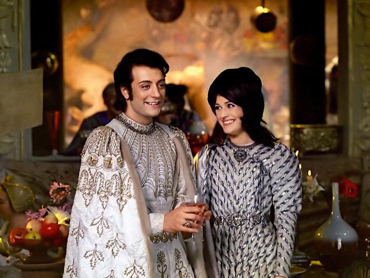 Первым мужем Тарасовой стал актер Алексей Самойлов