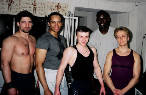 Дмитрий с друзьями, 1998 год