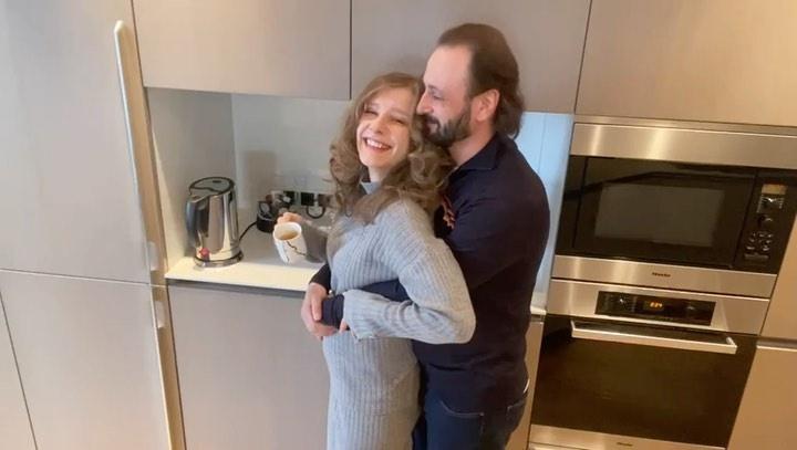 В декабре Илья и Лиза узаконили отношения