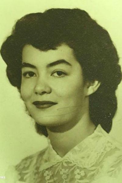 Мать голливудского актера была очень красивой в молодости