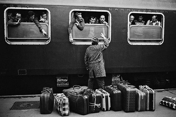 Младен Тудор «Возвращение трудовых мигрантов», 1978